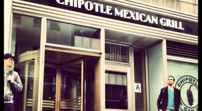 Photo of Mexican Restaurant Chipotle at 350 5th Ave, New York, NY 10001, United States