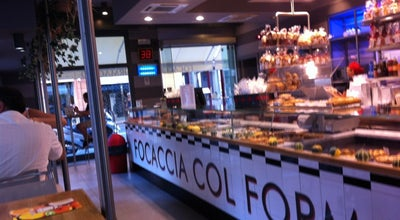 Photo of Bakery Panificio Bar Tossini at Corso Italia 42, Rapallo 16035, Italy