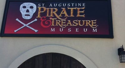 Photo of History Museum St. Augustine Pirate and Treasure Museum at 12 S Castillo Dr, Saint Augustine, FL 32084, United States