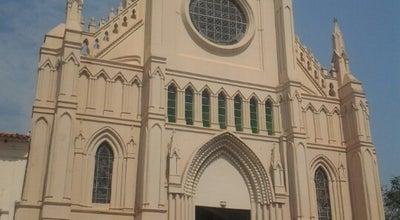 Photo of Church Igreja de Nossa Senhora do Bom Despacho at Pç. Do Seminário, Cuiabá, Brazil