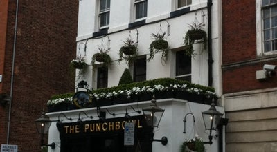 Photo of Pub The Punch Bowl at 41 Farm St., Mayfair W1J 5RP, United Kingdom