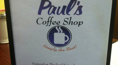 Photo of Coffee Shop Paul's Coffee Shop at 16947 Bushard St, Fountain Valley, CA 92708, United States