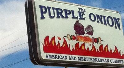 Photo of Mediterranean Restaurant Purple Onion at 2296 Pelham Pkwy, Pelham, AL 35124, United States