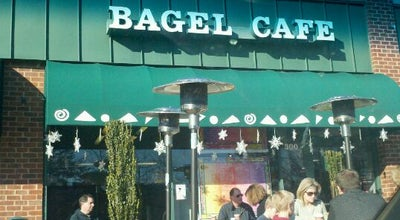 Photo of Bagel Shop Bagel Cafe at 300 Elden St, Herndon, VA 20170, United States