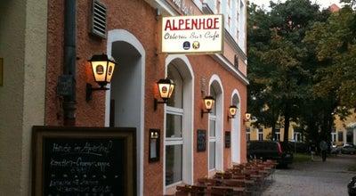 Photo of Pizza Place Alpenhof at Alpenplatz 1, München 81541, Germany
