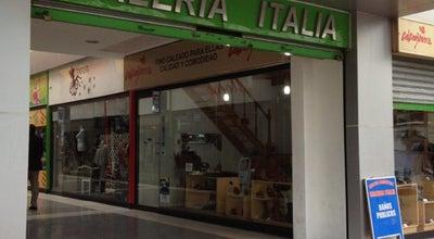 Photo of Arcade Galería Italia at Av. O'higgins 465, Concepción, Chile
