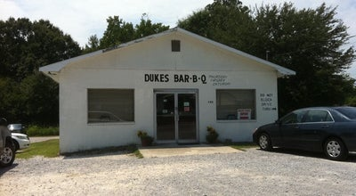 Photo of BBQ Joint Duke's BBQ at 789 Chestnut St, Orangeburg, SC 29115, United States