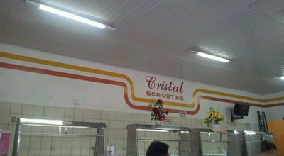 Photo of Ice Cream Shop Sorveteria Cristal at Av. Paraguaçu, 167, Paraguaçu Paulista 19700-000, Brazil