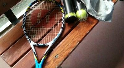 Photo of Tennis Court Club Sporium Tenis at Bostancı Mahallesi, İstanbul 34744, Turkey