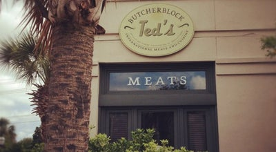 Photo of Butcher Ted's Butcherblock at 334 E Bay St, Charleston, SC 29401, United States