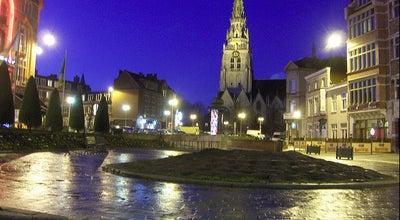 Photo of Town Anderlecht at Brussels 1070, Belgium