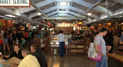 Photo of Tourist Attraction Oxbow Public Market at 610 1st St, Napa, CA 94559, United States