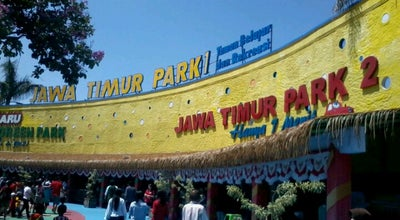 Photo of Theme Park Jawa Timur Park 1 at Jalan Kartika, Batu, Indonesia