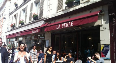 Photo of Bar La Perle at 78 Rue Vieille Du Temple, Paris 75003, France