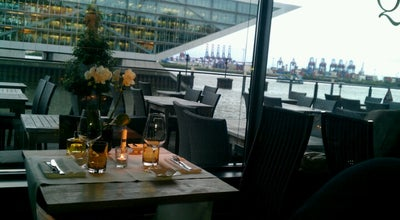 Photo of Seafood Restaurant Au Quai at Große Elbstr. 145, Hamburg 22767, Germany