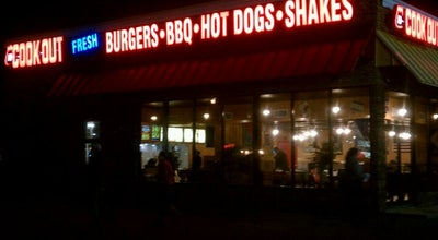 Photo of Burger Joint Cook Out at 430 N Berkeley Blvd, Goldsboro, NC 27534, United States