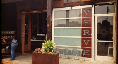 Photo of Coffee Shop Verve Coffee Roasters at 104 Bronson St #19, Santa Cruz, CA 95062, United States