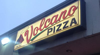 Photo of Pizza Place Volcano Pizza at 23525-23673 E Mishawaka Rd, Elkhart, IN 46517, United States