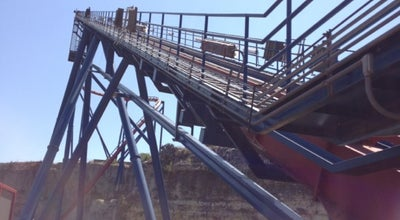 Photo of Theme Park Ride / Attraction SUPERMAN: Krypton Coaster at Six Flags Fiesta Texas, San Antonio, TX 78257, United States