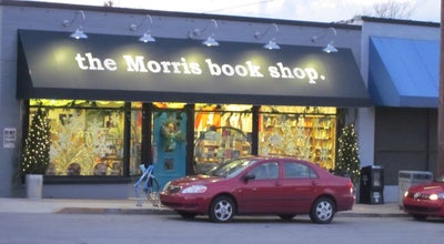Photo of Bookstore the Morris book shop at 882 E High St, Lexington, KY 40502, United States