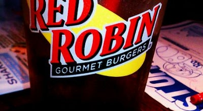 Photo of Burger Joint Red Robin Gourmet Burgers at 9870 Von Allmen Ct, Louisville, KY 40241, United States