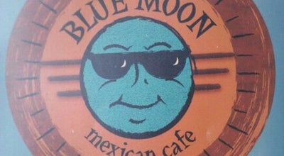 Photo of Mexican Restaurant Blue Moon Mexican Cafe at 7 Pondfield Rd, Bronxville, NY 10708, United States