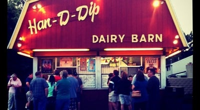 Photo of Ice Cream Shop Han-D-Dip Dairy Barn at 32624 5 Mile Rd, Livonia, MI 48154, United States