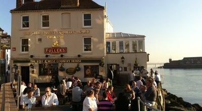 Photo of Pub The Still & West at Bath Sq, Old Portsmouth PO1 2JL, United Kingdom