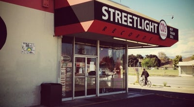 Photo of Record Shop Streetlight Records at 980 S Bascom Ave, San Jose, CA 95128, United States
