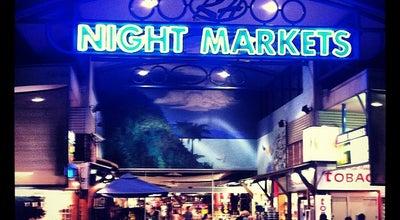Photo of Night Market Cairns Night Markets at 71-75 The Esplanade, Cairns, QL 4870, Australia