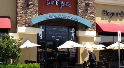Photo of Cafe Crepe Expectations at 9500 S Eastern Ave, Las Vegas, NV 89123, United States