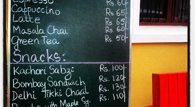 Photo of Coffee Shop The Indian Kaffe Express at No. 3 Dumas St., Pondicherry 605001, India