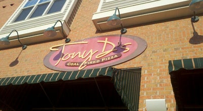 Photo of Italian Restaurant Tony D's Coal Fired Pizza at 288 Exchange Blvd, Rochester, NY 14608, United States