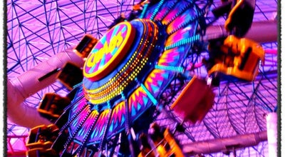 Photo of Theme Park The Adventuredome at 2880 Las Vegas Blvd S, Las Vegas, NV 89109, United States