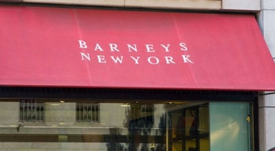 Photo of Department Store Barneys New York at 660 Madison Ave, New York, NY 10065, United States