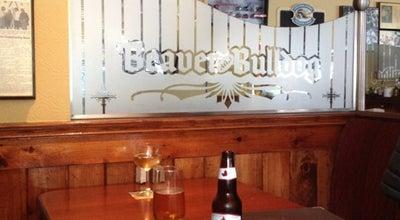 Photo of Burger Joint Beaver & Bulldog Pub at 195 First St, Collingwood, ON L9Y 1A6, Canada