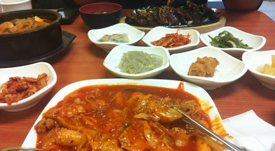 Photo of Korean Restaurant Seor Ak San at 357 Spadina Ave, Toronto, Canada