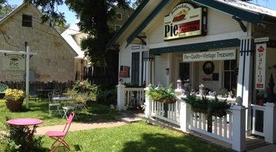 Photo of Dessert Shop Fredericksburg Pie Company at 108 E Austin St, Fredericksburg, TX 78624, United States
