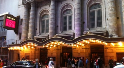 Photo of Theater Lyceum Theatre at 149 W 45th St, New York, NY 10036, United States