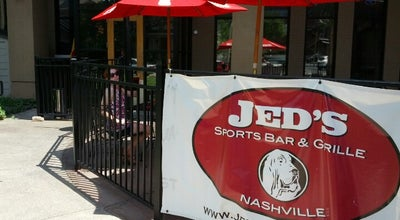 Photo of Bar Jed's Sports Bar & Grille at 114 28th Ave N, Nashville, TN 37203, United States