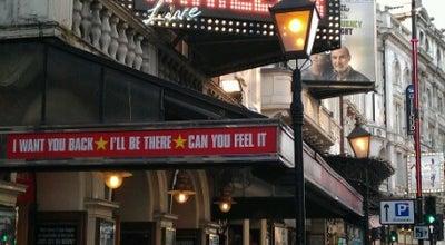 Photo of Theater Lyric Theatre London at 29 Shaftesbury Avenue, London W1D 7ES, United Kingdom