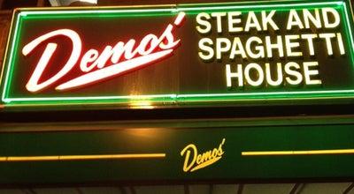 Photo of Italian Restaurant Demos' at 300 Commerce St, Nashville, TN 37201, United States