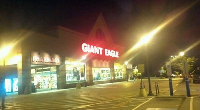 Photo of Supermarket Giant Eagle at 600 Towne Square Way, Pittsburgh, PA 15227