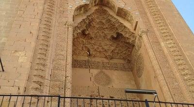 Photo of Historic Site Zinciriye Medresesi at Mardin, Turkey