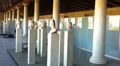 Photo of History Museum Μουσείο Αρχαίας Αγοράς (Museum of the Ancient Agora) at Αδριανού 24, Αθήνα 105 55, Greece
