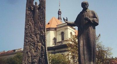 Photo of Monument / Landmark Пам'ятник Тарасу Шевченку / Taras Shevchenko Monument at Просп. Свободи, Львів 79000, Ukraine