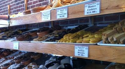 Photo of Italian Restaurant Dominick's Bakery & Cafe at 31 New Dorp Ln, Staten Island, NY 10306, United States