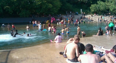 Photo of Pool Barton Springs Spillway at 2201 Barton Springs Rd, Austin, TX 78746, United States