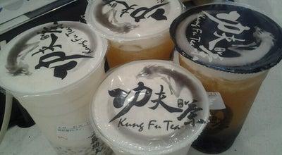 Photo of Bubble Tea Shop Kung Fu Tea (功夫茶) at 73 Chrystie St, New York, NY 10002, United States