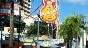 Photo of American Restaurant Hard Rock Cafe Surfers Paradise at Surfers Paradise Blvd., Surfers Paradise, QL 4217, Australia